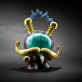 "Kidrobot x Cognition Enhancer 8"" Dunny"