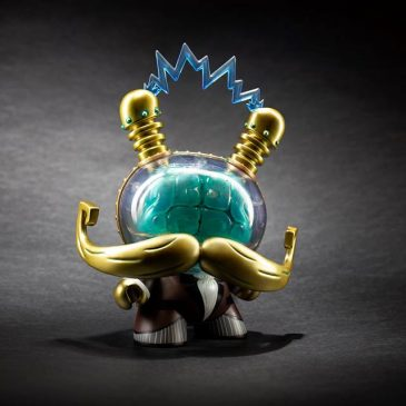 Kidrobot x Dok A Cognition Enhancer 8″ Dunny Available Now!