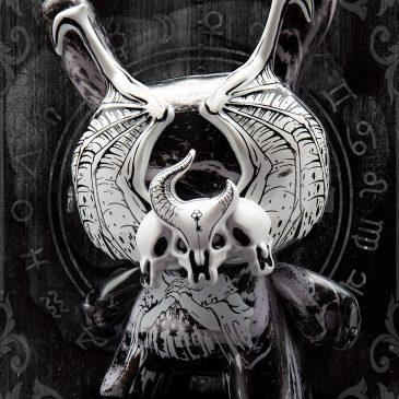 Arcane Divination's Demon Dunny Artist: JPK