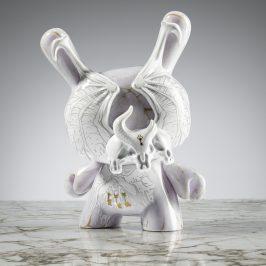 Kidrobot x Arcane Divination Azazel Dunny by Jon-Paul Kaiser