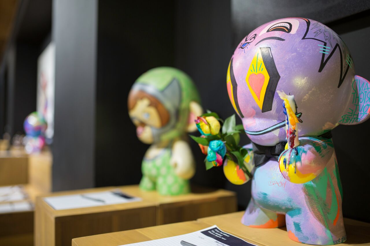 Pat Milbery x Munny event 18