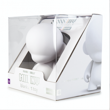 New Kidrobot Munny Packaging! Available Online Now!