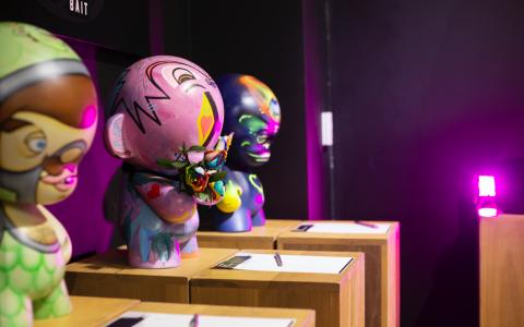 Kidrobots Annual Show Me the Munny Event 2018