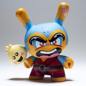 Kidrobot x DCON Mini Series: Hyperactive Monkey (Jerome Lu)