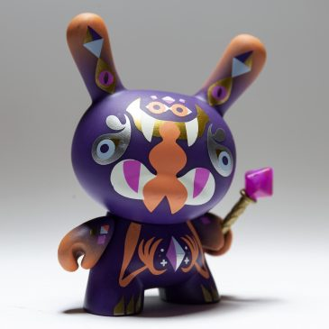 Kidrobot x DCON Dunny Mini Series: Chris Lee