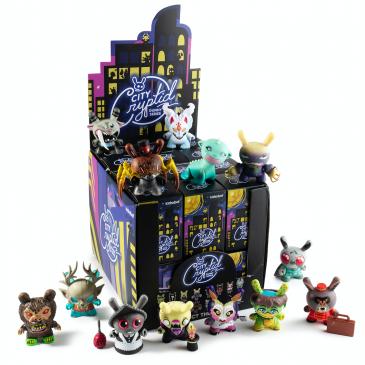 Kidrobot's Throwback Thursday: The City Cryptid Dunny Mini Series