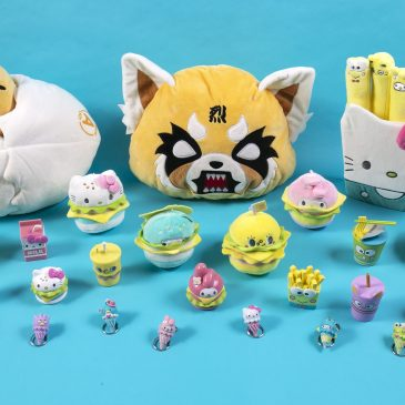 The Kidrobot x Hello Sanrio Capsule Available Online Now!
