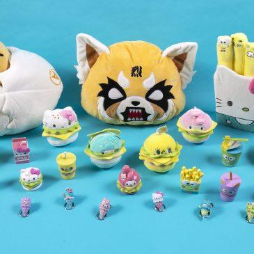 The Kidrobot x Hello Sanrio Capsule Available Online Now!