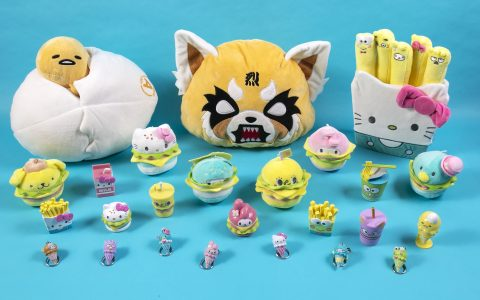 Kidrobot x Sanrio Capsule