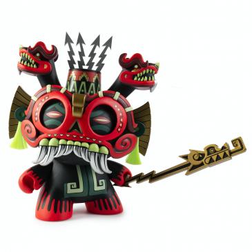 Kidrobot x Jesse Hernandez Tlaloc 8″ Dunny Online Now!