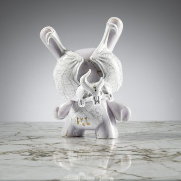 Kidrobot's Throwback Thursday: Arcane Divination 5″ Azazel Dunny
