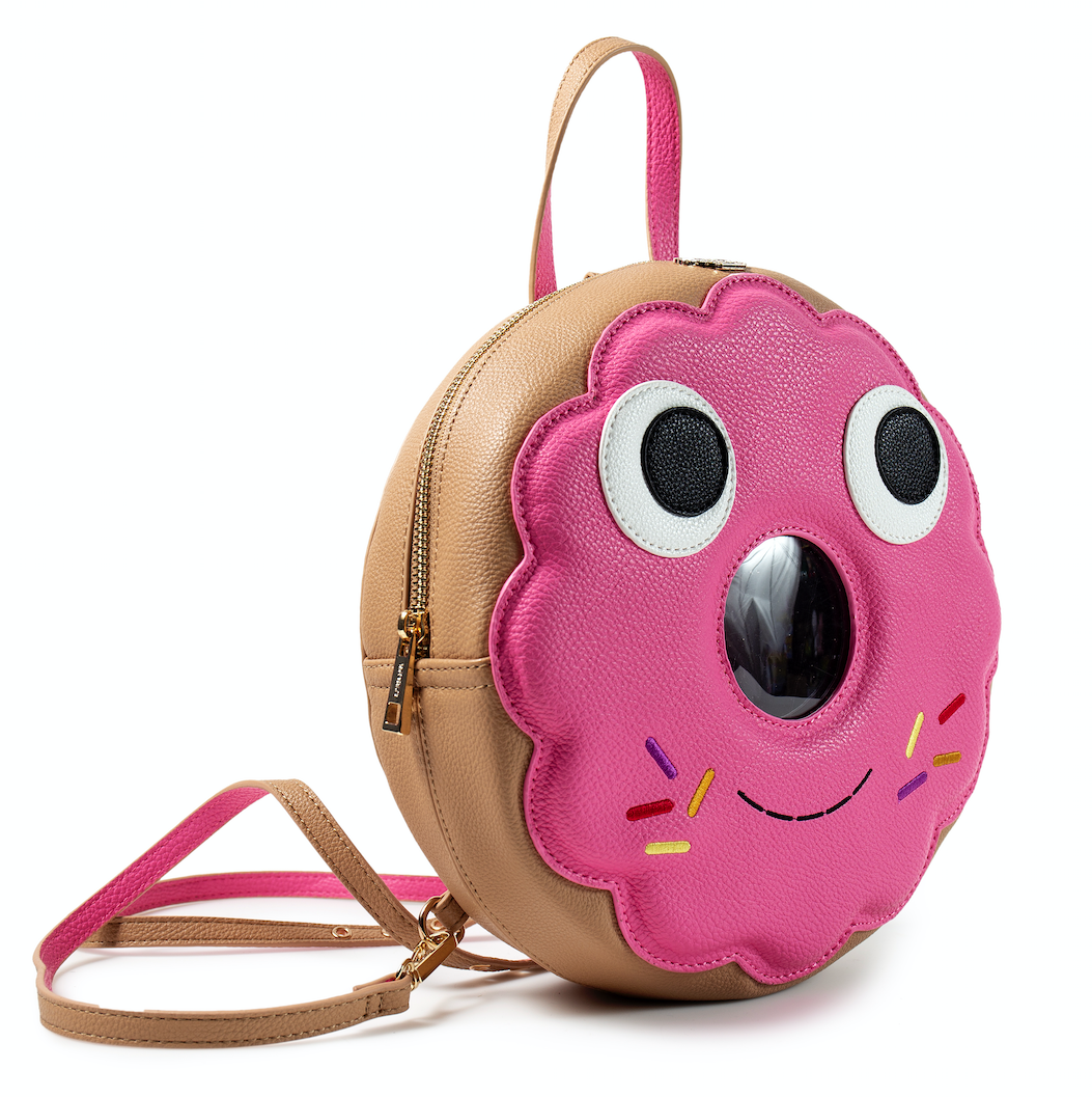 Kidrobot x Yummy World Yummy Donut backpack