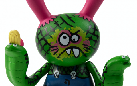 x Kaiju Dunny Art Mini Series