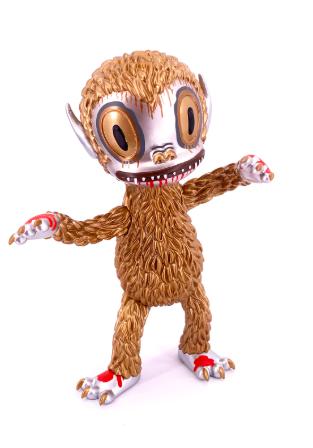 Kidrobot x Gary Baseman Awhroo Art Figure Online Now!