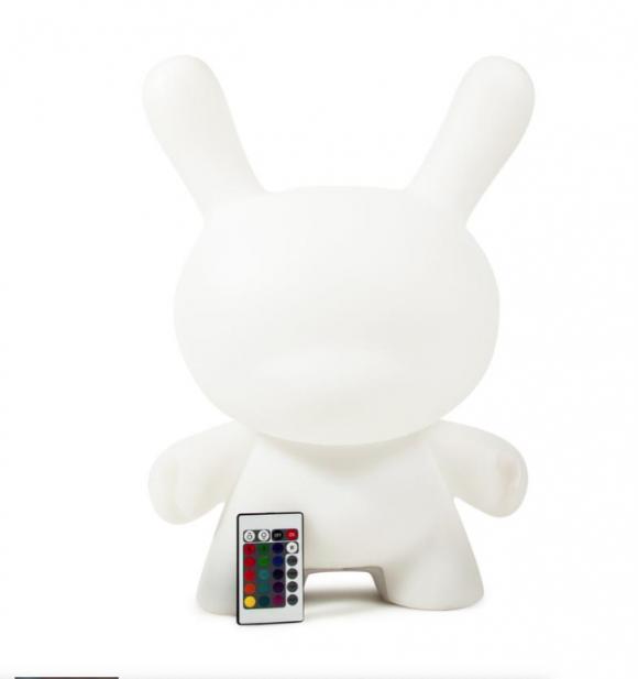 """Kidrobot x 18"""" Dunny Lamp"""