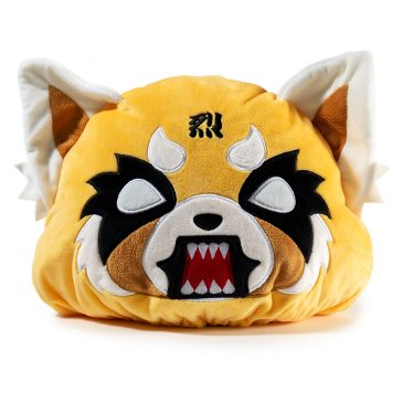 Kidrobot's Throwback Thursday: Aggretsuko Reversible Plush!