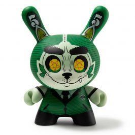 "Kidrobot x Cash Wolf Dunny 5"""
