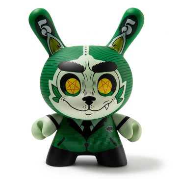 Kidrobot Throwback Thursday: Cash Wolf 5″ Dunny
