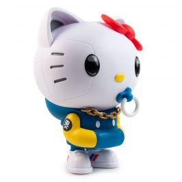 Kidrobot x Sanrio Hello Kitty Art Figure by Quiccs