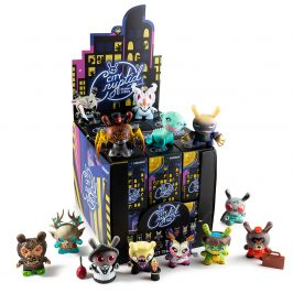Kidrobot City Cryptid Dunny Mini Series