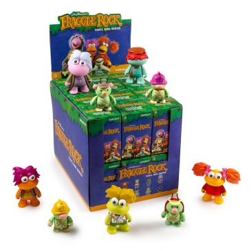 Kidrobot x Fraggle Rock Capsule Online Now!