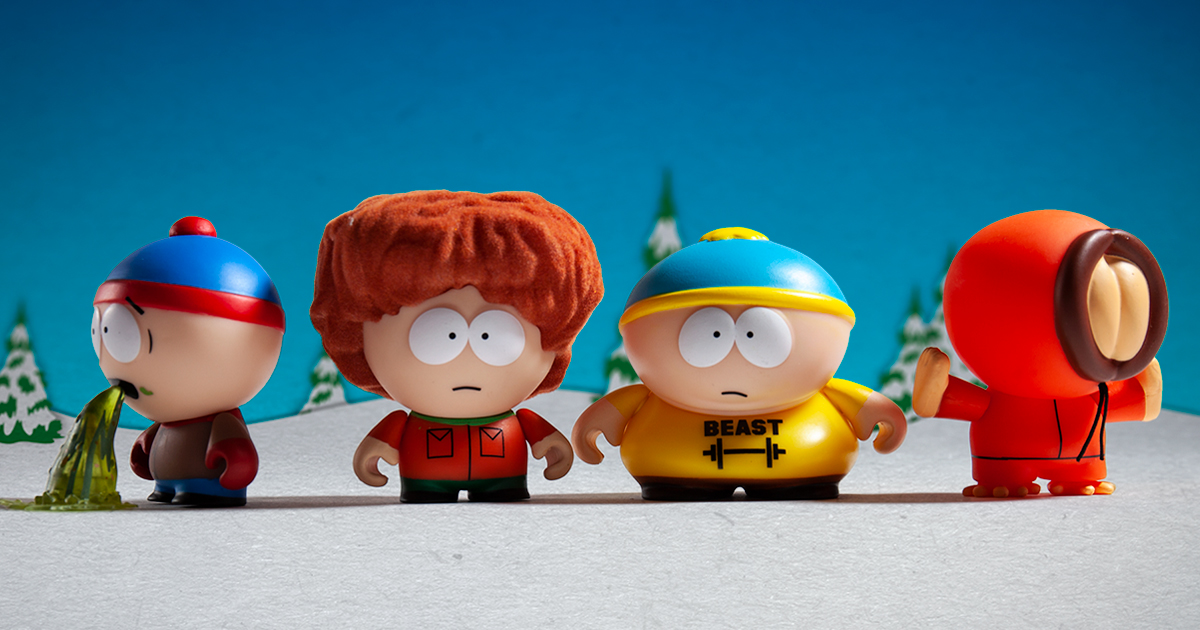 Kidrobot x South Park Vinyl Mini Series 2