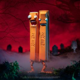 """Kill Kat - Pumpkin Spice Edition 6"""" Art Figure"""