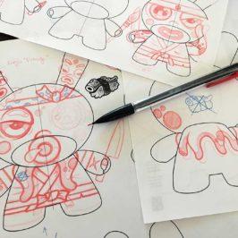 Fakir Takos Revenge Sketch