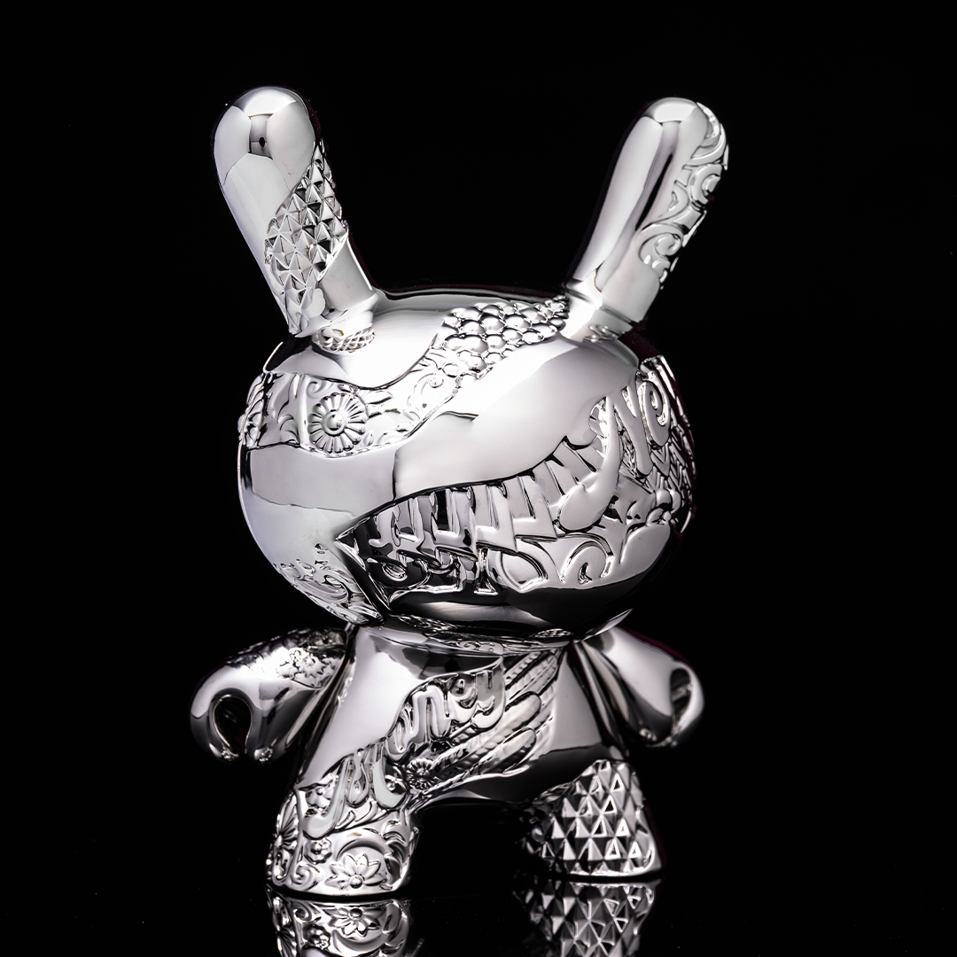 New Money 5-inch Metal Dunny