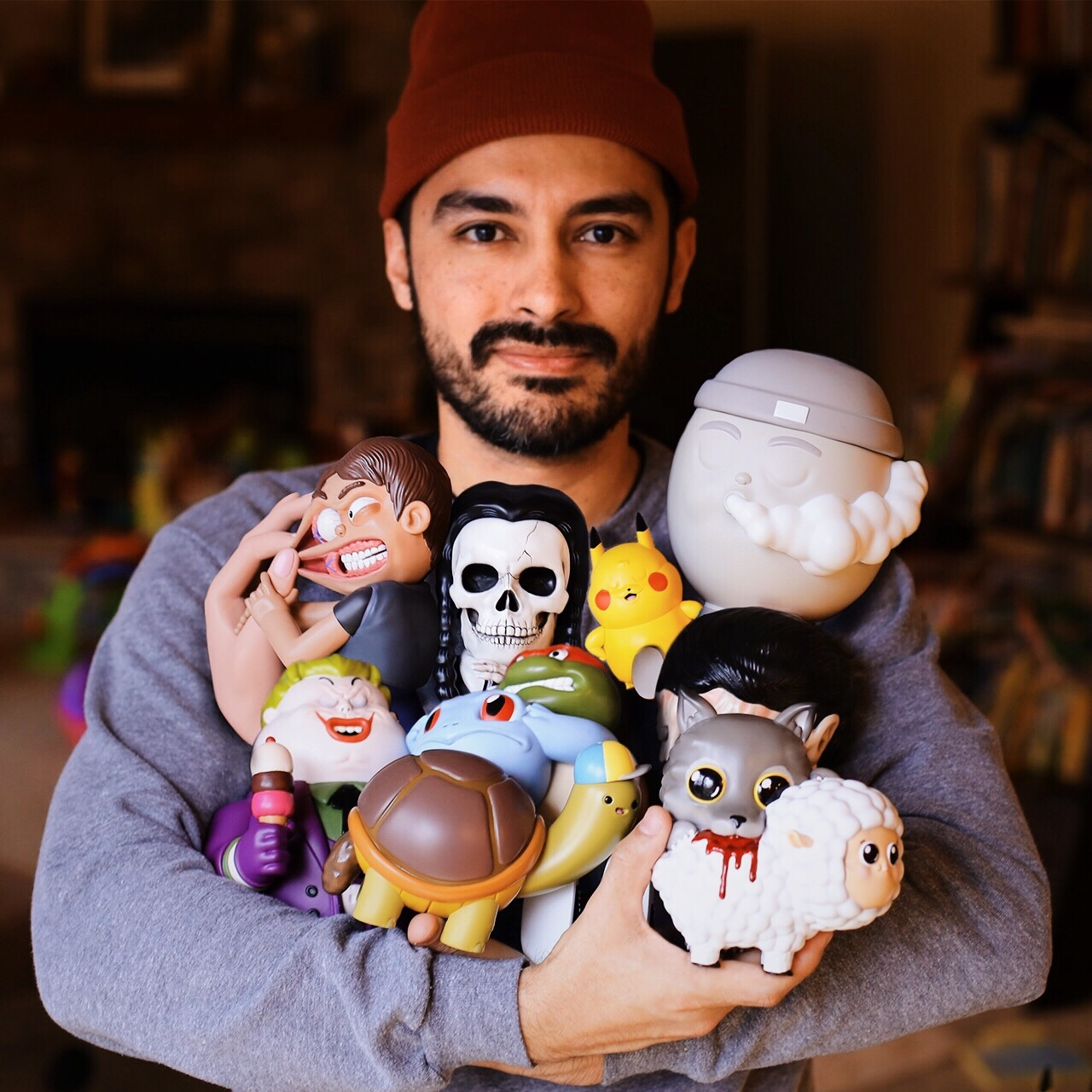 Alex Solis Toy Designer
