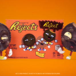Rejects Art Toy Figures by One-Eyed Girl