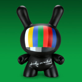 Kidrobot's newest collaboration with The Andy Warhol Foundation drops today